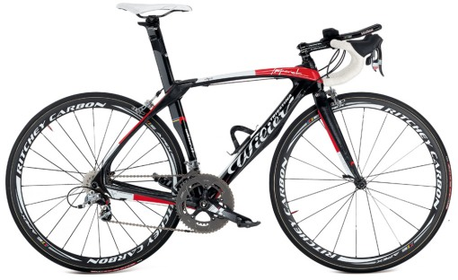 2010 Wilier Imperiale carbonred